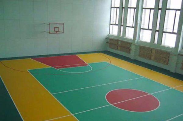 Благодаря экологичности покрытие можно использовать в детских учебных учреждениях и садиках