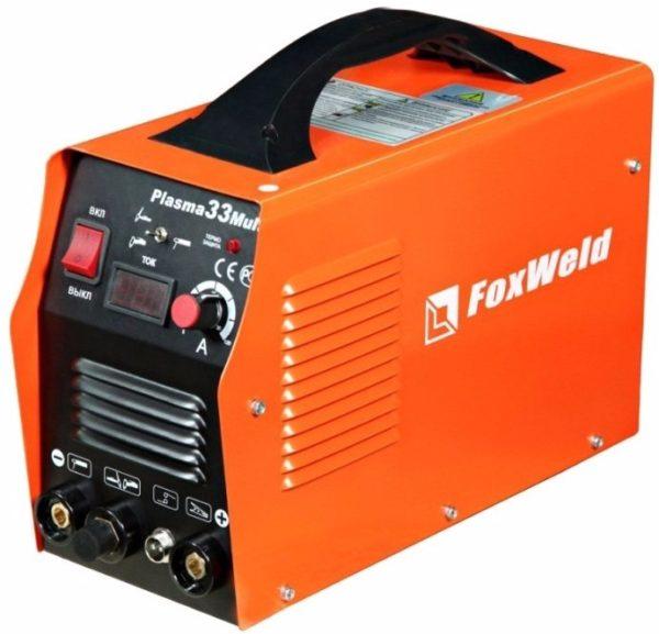 Бытовой плазморез FoxWeld Plasma 33 Multi имеет функцию электросварки