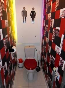 Бюджетный ремонт туалета