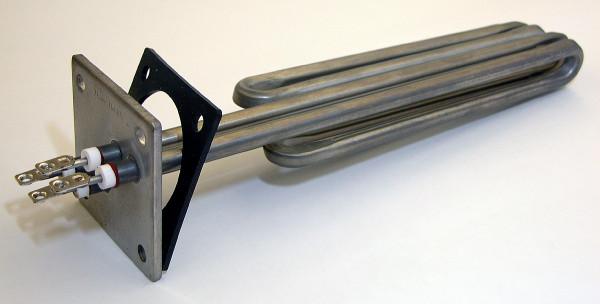 Чем больше площадь поверхности соприкосновения водонагревательного элемента с водой, тем меньше на ней скапливается накипи