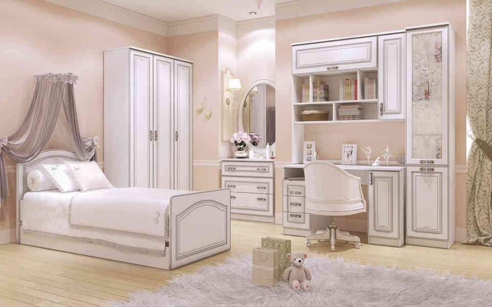 дизайн детской комнаты для девочки подростка оформление интерьера