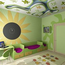 Дизайн детской комнаты для мальчика 8 лет