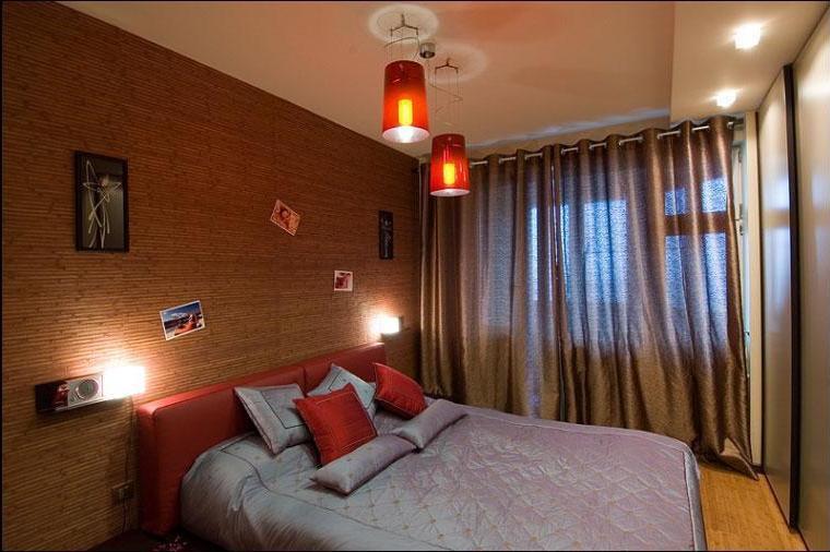 дизайн длинной узкой комнаты