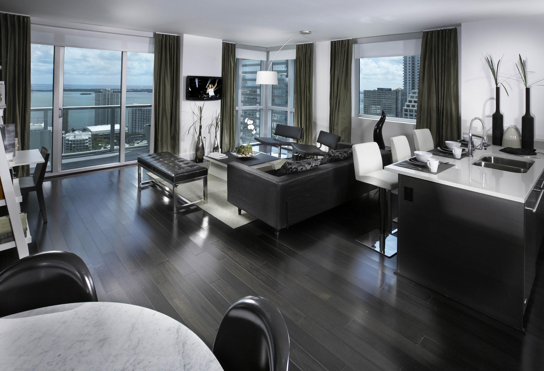 Дизайн гостиной простой