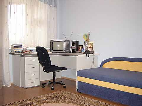 дизайн кабинет спальня
