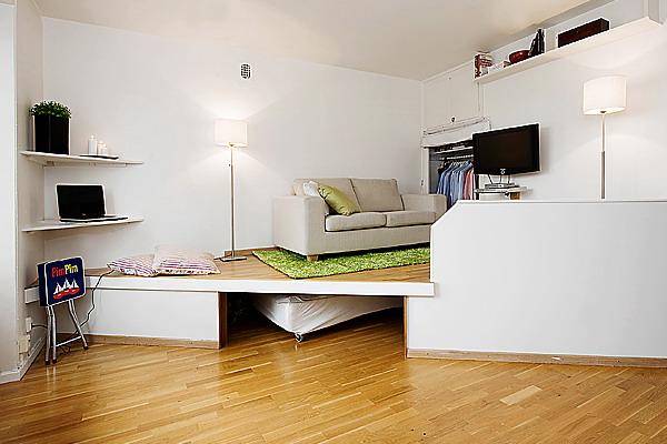Дизайн комнаты 24 кв м