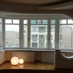 Дизайн гостиной-спальни в однокомнатной квартире
