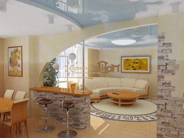 Дизайн кухни 8 кв метров
