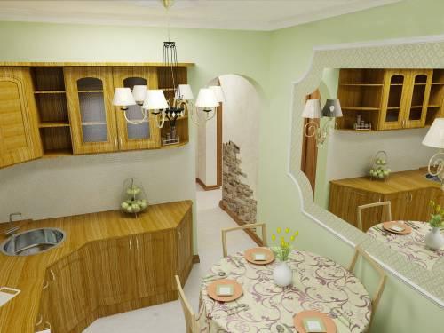 Дизайн квартиры хрущевки своими руками