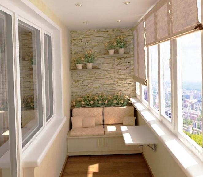 Как покрасить балкон внутри и снаружи своими руками (фото)