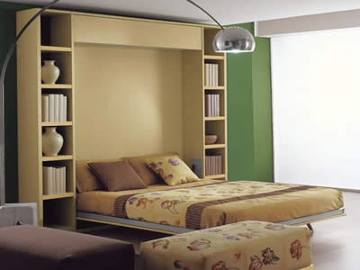 Дизайн маленькой детской комнаты для двоих детей