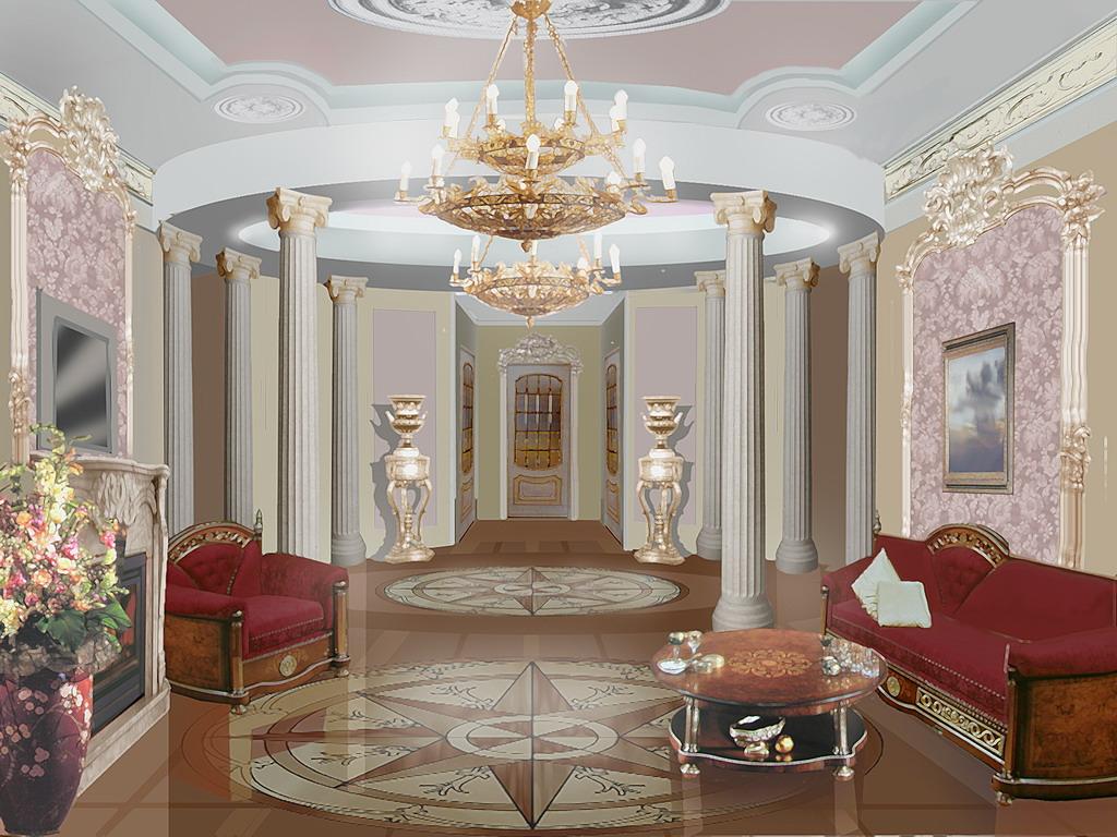 дизайн маленькой комнаты для семьи