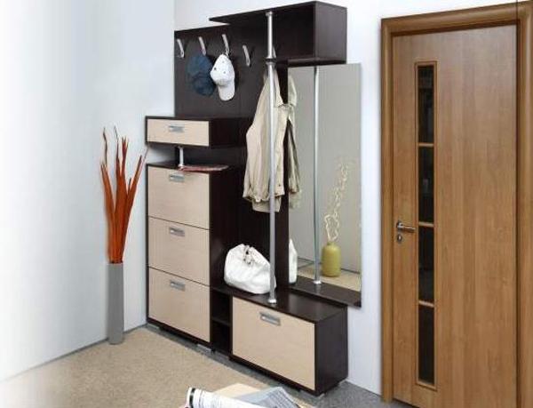 дизайн маленькой прихожей в квартире варианты и идеи отделки ее