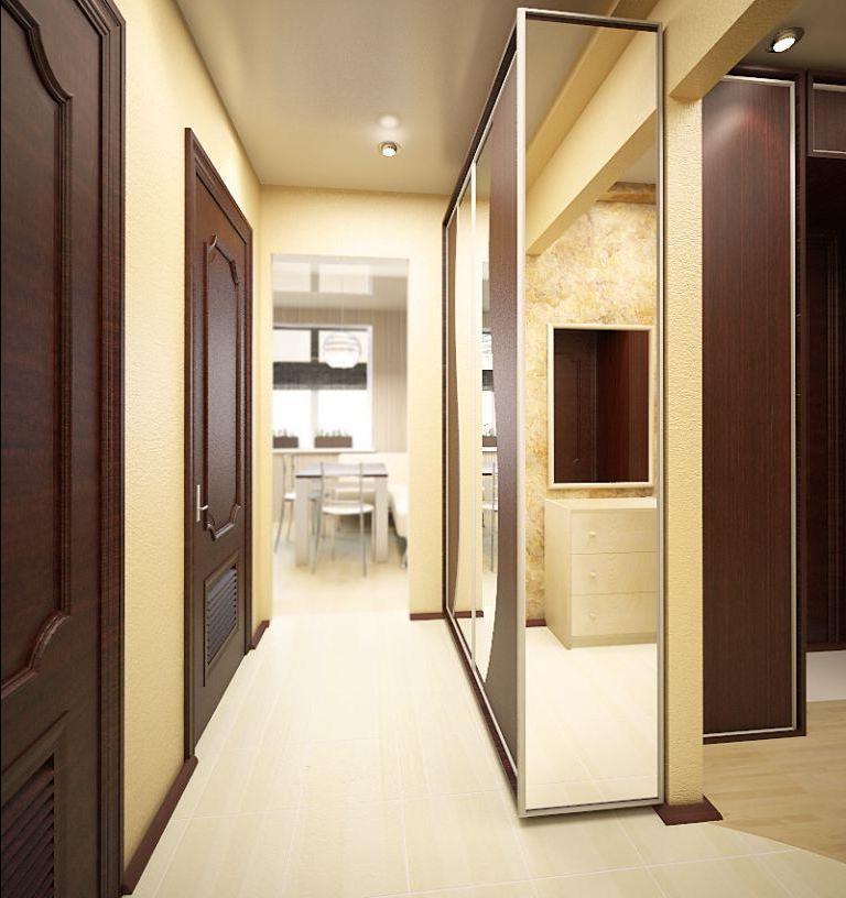 Современный дизайн прихожей в квартире: идеи, фото в.