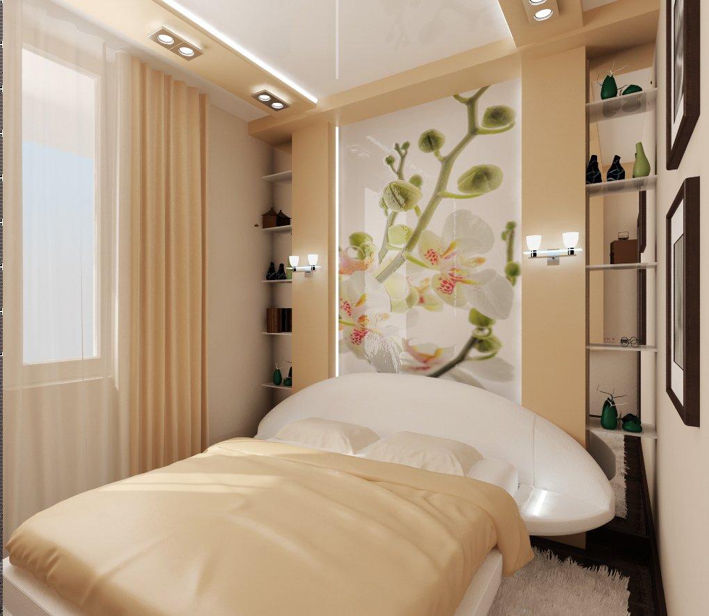 Ремонт в спальне своими руками фото варианты фото 25
