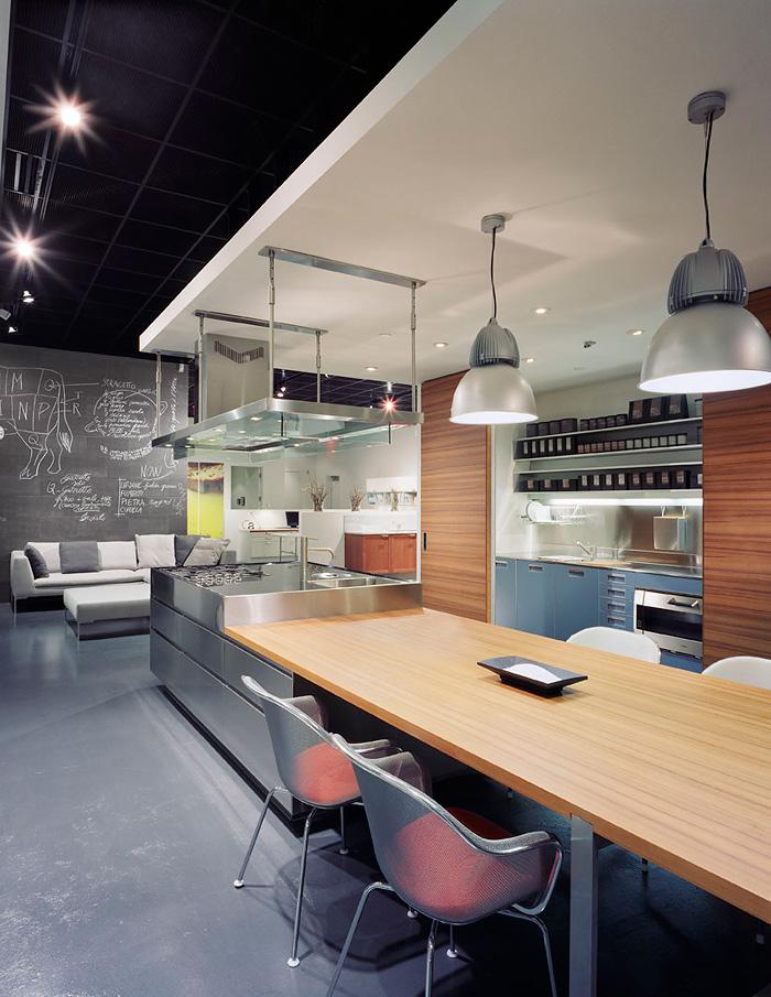 Дизайн нестандартной кухни