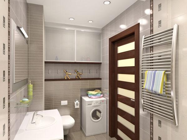Дизайн проект 1 комнатной квартиры