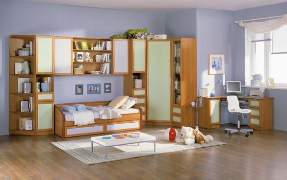 дизайн проект комнаты для подростка