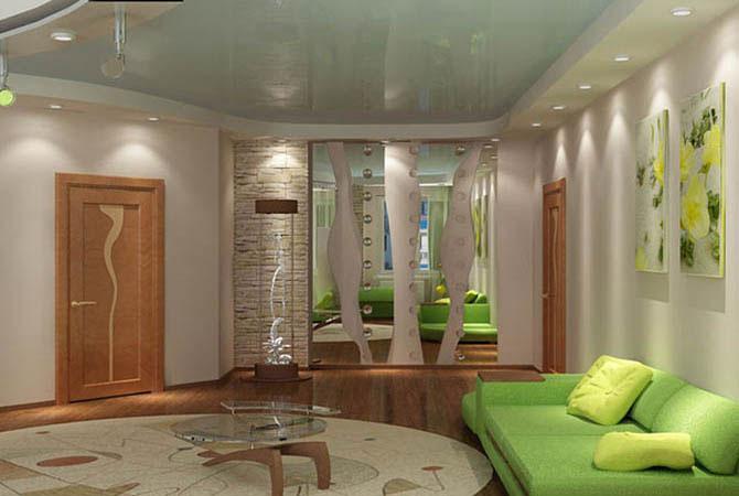 Дизайн проект малогабаритной квартиры