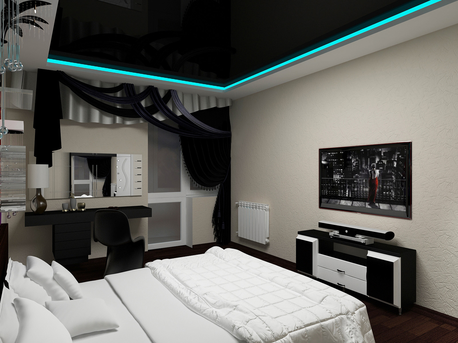 Ремонт спальной комнаты своими руками фото фото 145