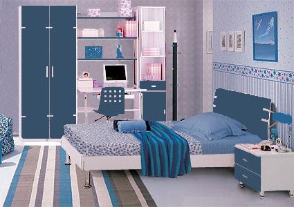 Дизайн спальни для подростка девочки