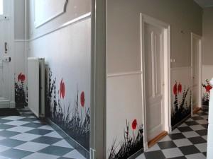 Дизайн стен в квартире