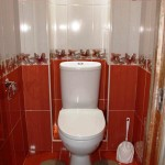 Дизайн туалетной комнаты маленького размера