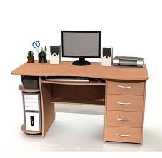 дизайн угловых компьютерных столов