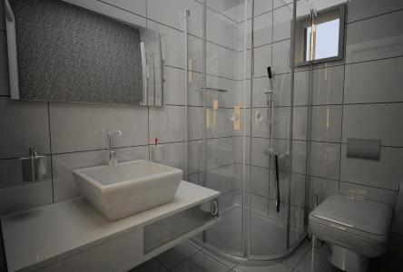 Дизайн ванной комнаты маленького размера в панельном доме