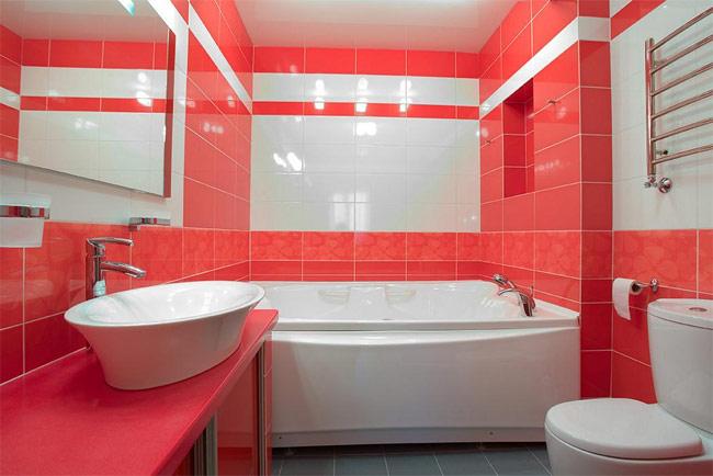 дизайн ванны и туалета