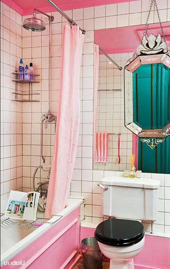 дизайн ванных комнат и туалетов