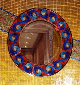 дизайн зеркал