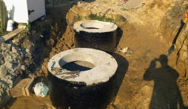 Для наружной гидроизоляции можно использовать составы на битумной основе