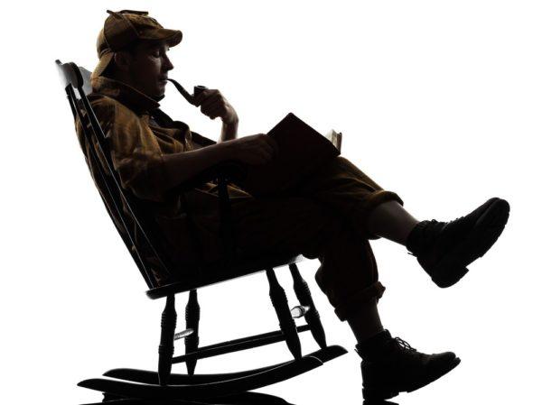 Если хотите отдыхать с комфортом, сделайте себе кресло качалку, ведь это так просто