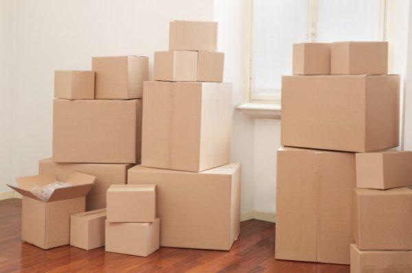 Если уж у вас дома не обнаружится подходящей картонной коробки, то, наверняка, вам её отыщут для вас у себя родственники или друзья