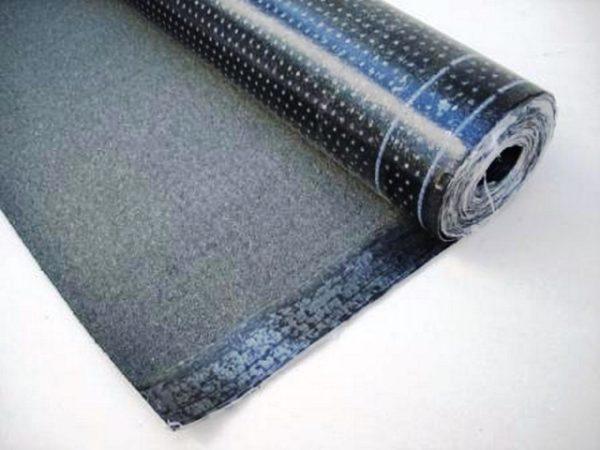 Еврорубероид — современный битумно-полимерный гидроизоляционный материал
