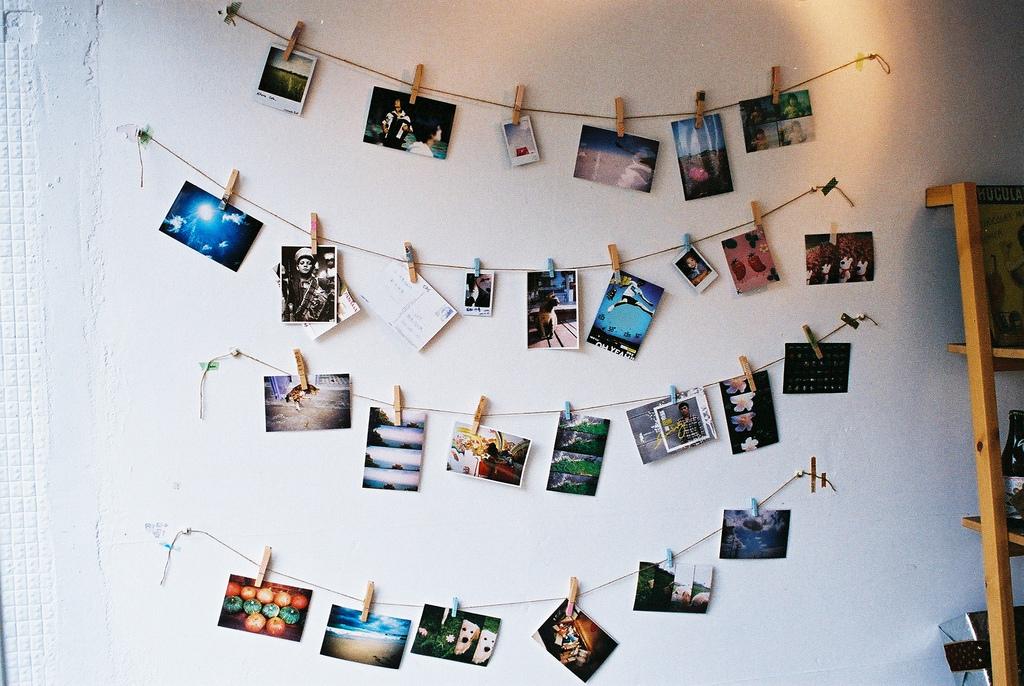 коллаж на стену из фотографий это будет