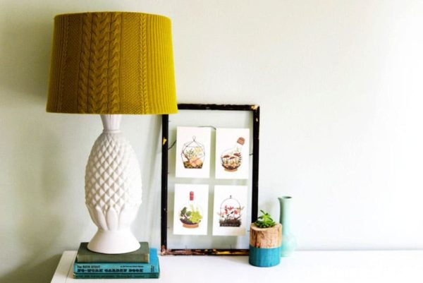 Миловидный дизайн светильника