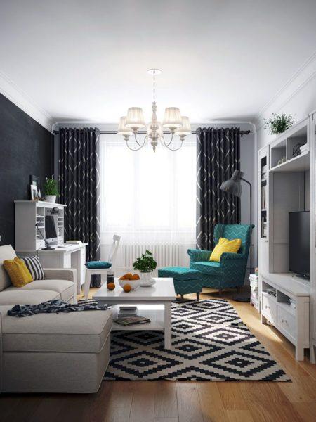 Декор в интерьере - один из главных элементов дизайна