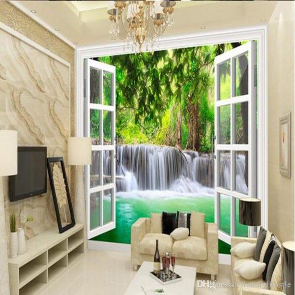 3D-оформление гостиной