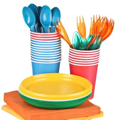 Применение одноразовой посуды для повседневного использования - это нонсенс