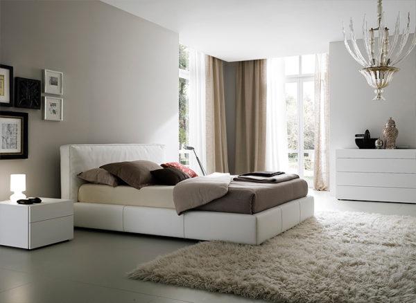 Одно из главных правил - это правильный выбор для спальни