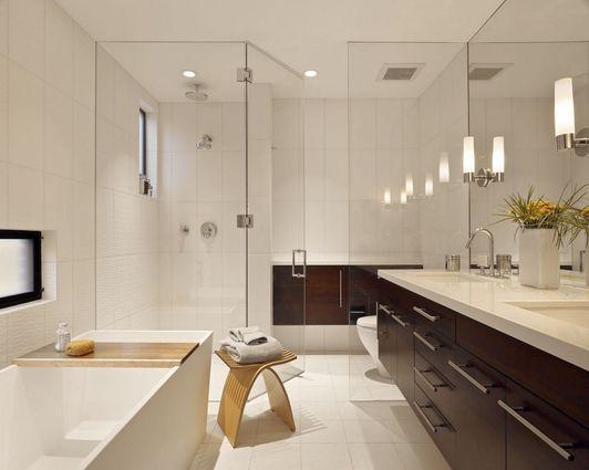 """Ванная комната не должна быть """"яблоком раздора"""""""