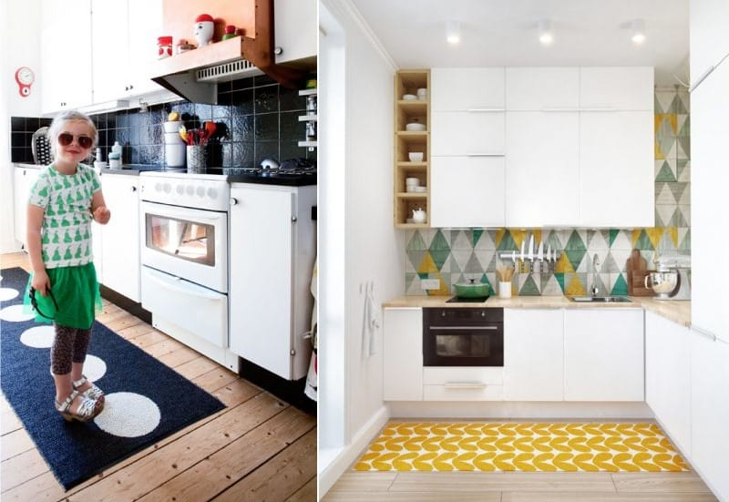 Ковер на кухне - это невероятно уютная вещь