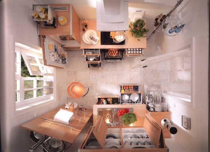 Многофункциональная кухня