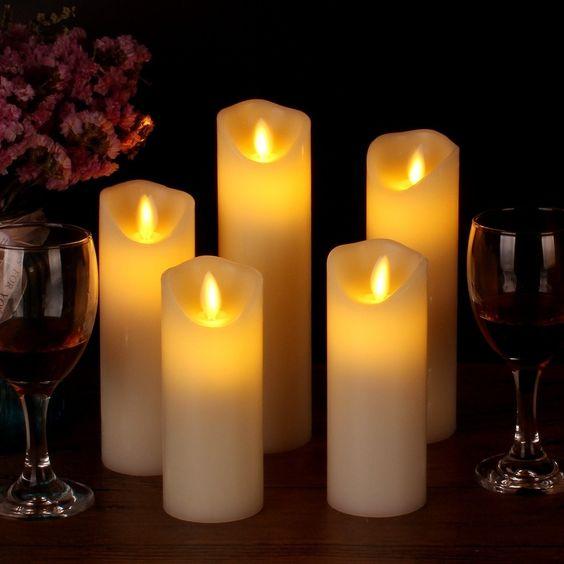 Беспламенные свечи