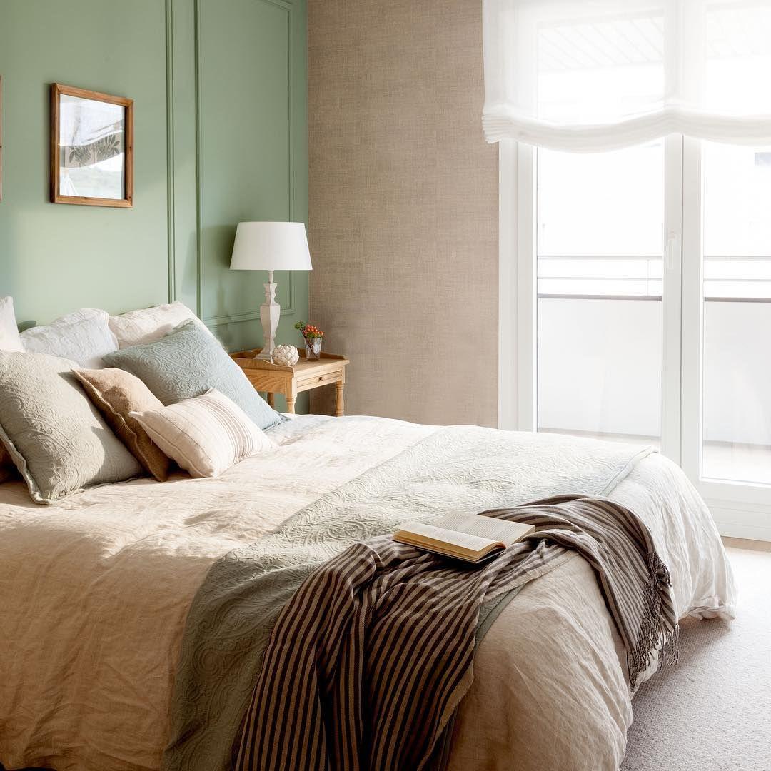 Тюль в интерьере спальни