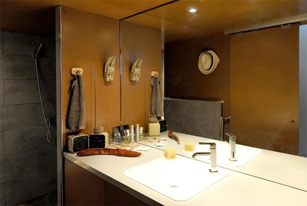 Шикарная ванная комната