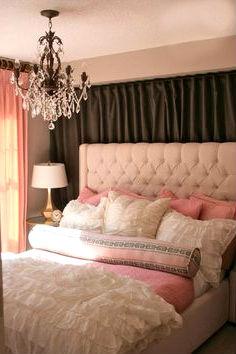 Спальня настоящей принцессы