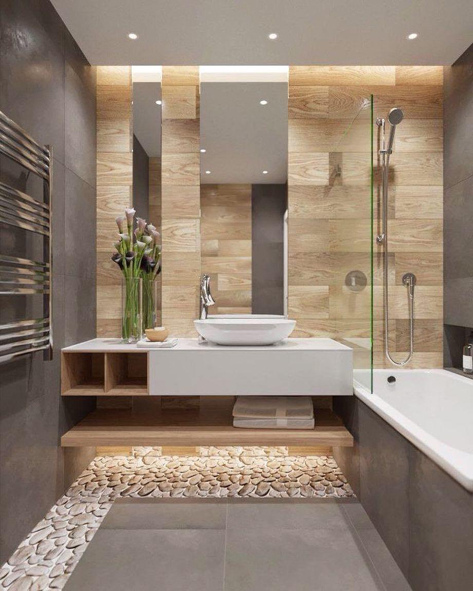 Освещение в ванной комнате - это вопрос номер один